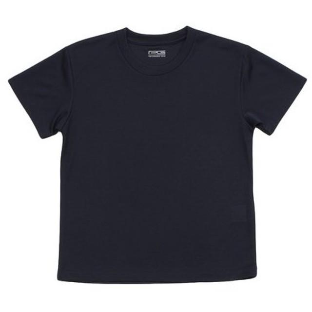 PG ドライプラス UV半袖 Tシャツ 865PG9CD9296 NVY (Jr)