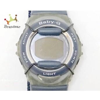 カシオ CASIO 腕時計 Baby-G BG-395 レディース G'MIX ネイビー スペシャル特価 20190814