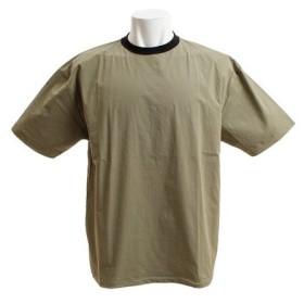 タイムリーワーニング(Timely Warning) プルオーバー 半袖Tシャツ 9551015-KHK (Men's)