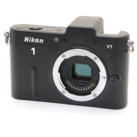 《並品》《》Nikon Nikon 1 V1 ボディ ブラック