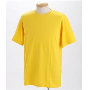 ドライメッシュポロ&Tシャツセット イエロー 3L