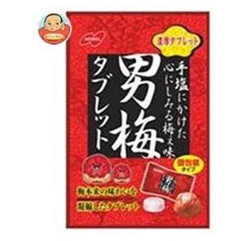 ノーベル製菓 男梅タブレット 55g×6袋入