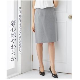 スカート ひざ丈 レディース モクロディ 上下別売 スーツ オフィス M/L ニッセン