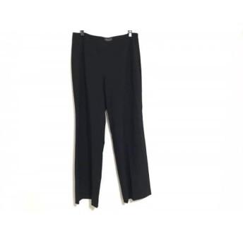 【中古】 グッチ GUCCI パンツ サイズ40 M レディース 黒