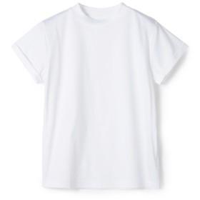 ESTNATION / コットンスムースカットソー オフホワイト/38(エストネーション)◆レディース Tシャツ/カットソー