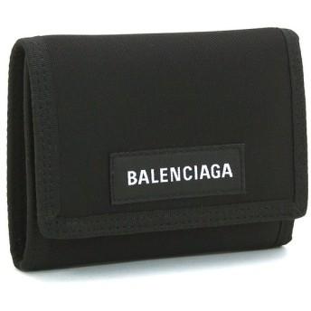バレンシアガ BALENCIAGA 三つ折り財布ファスナー 507481 9TYY5