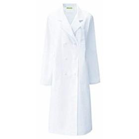 KAZEN(カゼン) レディス診察衣W型 長袖 125-30(ホワイト) S