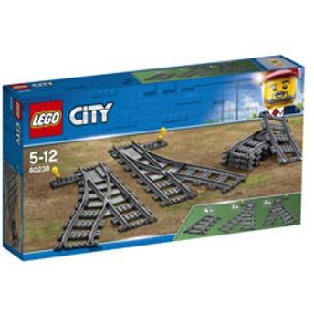 LEGO(レゴ) 60238 シティ 交差付きレールセット