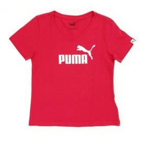 プーマ(PUMA) 【多少の汚れ等訳あり大奉仕】GL ロゴ ショートスリーブ Tシャツ 839051 24 RED (Jr)