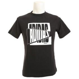 アディダス(adidas) 【多少の汚れ等訳あり大奉仕】HM LIM キャピタルロゴTシャツ DKJ84-BQ6302 (Men's)