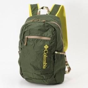 バッグ カバン 鞄 レディース リュック ユニセックス パッカブルリュック 「グリーン」