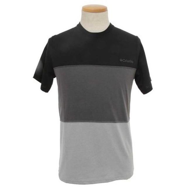 コロンビア(Columbia) 【多少の汚れ等訳あり最終処分】ACHERON RESERVE SS TEE メンズ 半袖Tシャツ  (Men's)