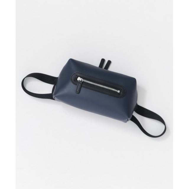 アーバンリサーチ RIVEE WAIST BAG メンズ NAVY FREE 【URBAN RESEARCH】