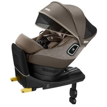 [ISOFIX取付]アップリカ クルリラプラス360°セーフティー ブラウンストーン チャイルドシート ベビーカー・カーシート・だっこひも カーシート・カー用品 チャイルドシート(新生児~) (41