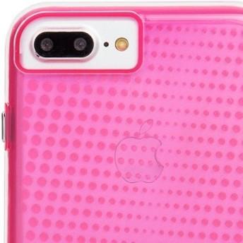 ケースメイト(Case-Mate)/iPhone8 Plus 対応ケースTough Translucent-Clear / Pink