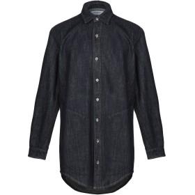 《期間限定セール開催中!》DEPARTMENT 5 メンズ デニムシャツ ブルー S コットン 100%