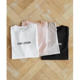 DOORS(ドアーズ) トップス Tシャツ・カットソー FORK & SPOON プリントロングスリーブTシャツ