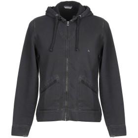 《期間限定セール開催中!》CYCLE メンズ スウェットシャツ ブラック S コットン 65% / ポリエステル 35%