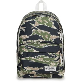 060103bf3ac3 《送料無料》EASTPAK Unisex バックパック&ヒップバッグ グリーン ポリエステル 100% OUT