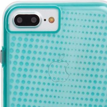 ケースメイト(Case-Mate)/iPhone8 Plus 対応ケースTough Translucent-Clear / Green