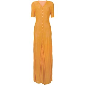 Jacquemus La Robe Dolcedo ドレス - オレンジ