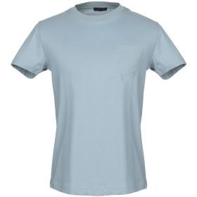 《期間限定 セール開催中》BELSTAFF メンズ T シャツ ライトグレー XL コットン 100%