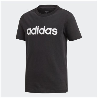 【25%OFF】 販売主:スポーツオーソリティ アディダス/キッズ/B CORE リニアロゴ Tシャツ レディース ブラック/ホワイト 160 【SPORTS AUTHORITY】 【セール開催中】