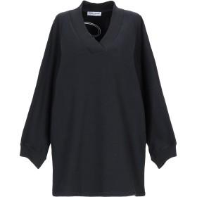 《期間限定 セール開催中》OPENING CEREMONY レディース スウェットシャツ ブラック S コットン 100%