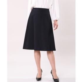 【スーペリアクローゼット/SUPERIOR CLOSET】 《en quete》コットン混フレアスカート