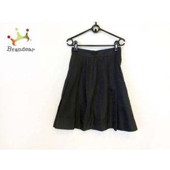 トゥモローランド TOMORROWLAND スカート サイズ36 S レディース 美品 ネイビー スペシャル特価 20190730