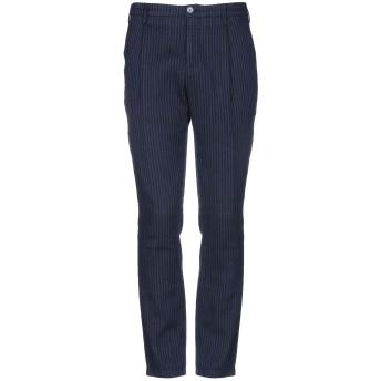 《期間限定セール開催中!》SIVIGLIA メンズ パンツ ブルー 33 麻 60% / コットン 40%