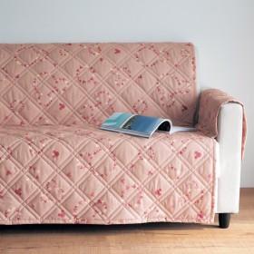 綿100%の撥水肘掛付きソファーカバー