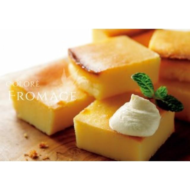 ギフト スイーツ おしゃれ 手土産 贈答 濃厚チーズケーキ コローレ・フロマージュ