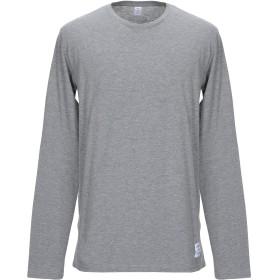 《期間限定セール開催中!》ALTERNATIVE メンズ T シャツ グレー S コットン 100%