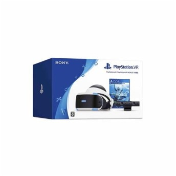 SIE PlayStation VR PlayStation VR WORLDS同梱版 CUHJ-16006