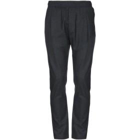 《セール開催中》LOW BRAND メンズ パンツ スチールグレー 2 バージンウール 98% / ポリウレタン 2%