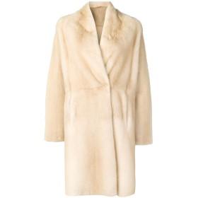 Liska オーバーサイズ シングルコート - ニュートラル