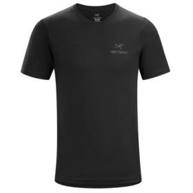 アークテリクス(ARC'TERYX) エンブレム Tシャツ L07179900-Black (Men's)