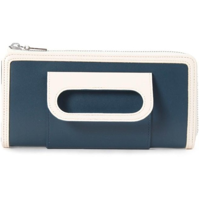 HIROKO HAYASHI(ヒロコ ハヤシ) SETA(セータ)ファスナー式長財布