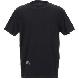《期間限定セール開催中!》RTA メンズ T シャツ ブラック XS コットン 100%