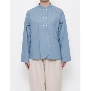 [マルイ]【セール】バンドカラーダブルボタンシャツジャケット/プードゥドゥ(POU DOU DOU)