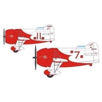 ドラウィングス 1/ 144 米・ジービー レーサーR-1&R-2レーサー機・2機入り(DW14402)プラモデル 返品種別B