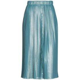 《セール開催中》ELISABETTA FRANCHI レディース 7分丈スカート ディープジェード 46 ポリエステル 100%