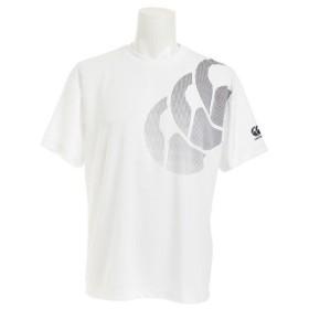 カンタベリー(canterbury) 【多少の汚れ等訳あり大奉仕】半袖 Tシャツ RA37495 10 (Men's)