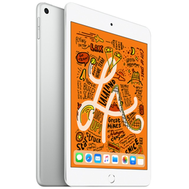 AppleiPad mini Wi-Fi 64GBシルバーMUQX2J/A