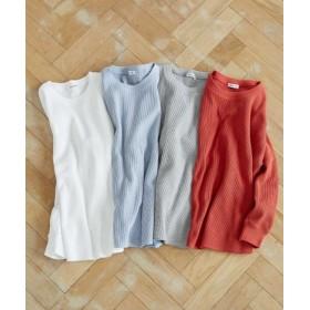 DOORS(ドアーズ) トップス Tシャツ・カットソー FORK & SPOON ワッフルクルーネック