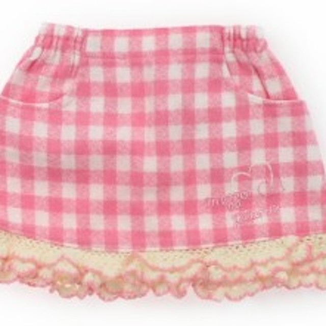 ff8b7ed471cd2  メゾピアノ mezzopiano スカート 90サイズ 女の子 USED子供服・ベビー服