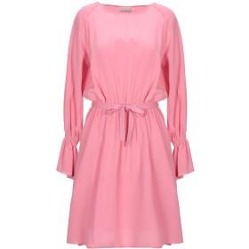 《期間限定セール開催中!》GOTHA レディース ミニワンピース&ドレス ピンク 40 シルク 100%