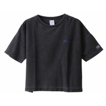 チャンピオン:【レディース】リバースウィーブ Tシャツ【Champion REVERSE WEAVE T SHIRT カジュアル 半袖 シャツ】