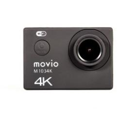 nagaoka M1034K [アクションカメラ(WiFi機能搭載 高画質4K Ultra HD)]【あす着】